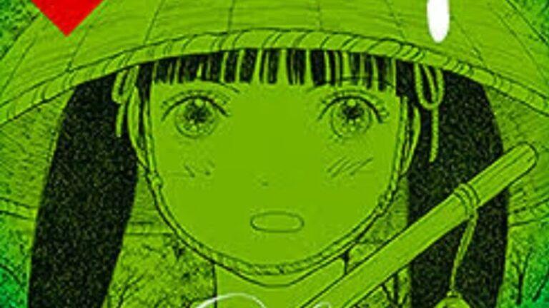 Land Manga Series by Kazumi Yamashita