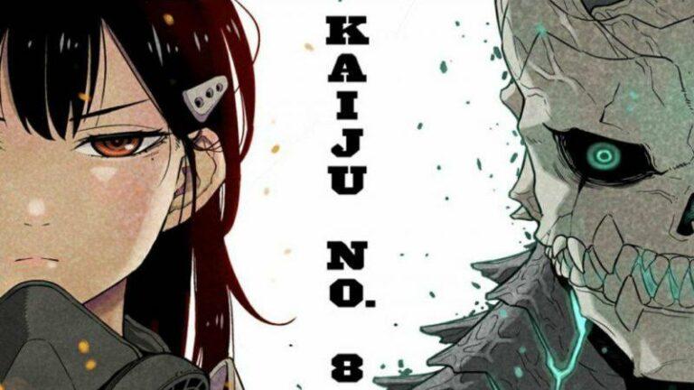 Kaiju No. 8 Monster #8