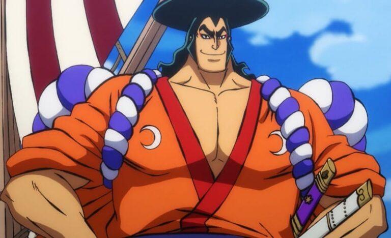 One Piece Episode 970 Oden