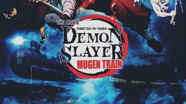 Demon Slayer Movie Mugen Train