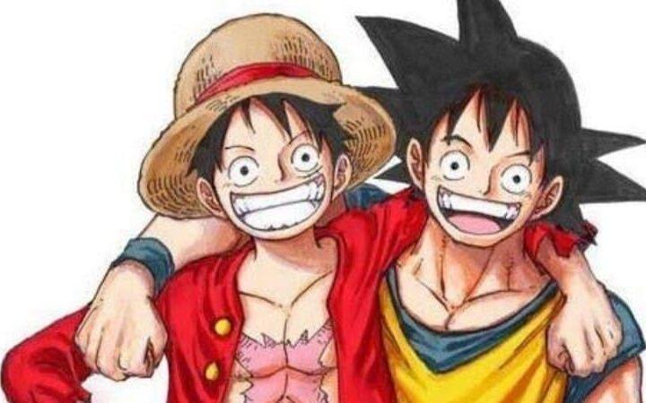 One Piece X Dragon Ball